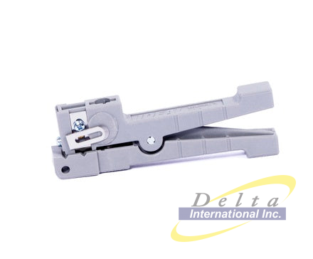 Ideal 45-162 - Coax Cable Stripper UP to 1/8 Inch