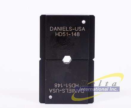 DMC HD51-148 - Die Set for HD51 and XHD51