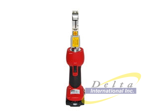DMC HXE4B - Battery Powered Open Frame Crimp Tool 1.5 Ton