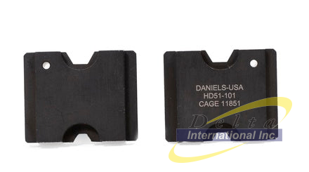 DMC HD51-101 - Crimping Die Set for HD51 and XHD51
