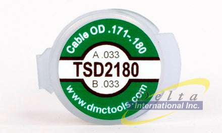 DMC TSD2180 - Universal Die Assembly .171