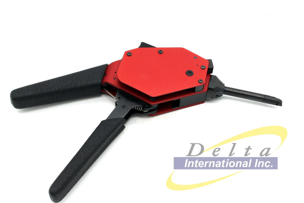 DMC SCT323 - Pre-set Tension Safe-T-Cable Application Tool with 3 I...