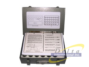 DMC DMC169A - HX4 Tool & Die Sets for Electrical Connectors and Wir...