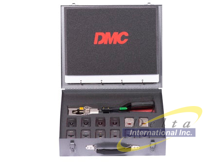 DMC DMC1383 - Crimping Tool Kit for Insulated and Non-insulated Ter...