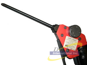 DMC SCTP207 - Pneumatic Safe-T-Cable Application Tool with 7 Inch N...
